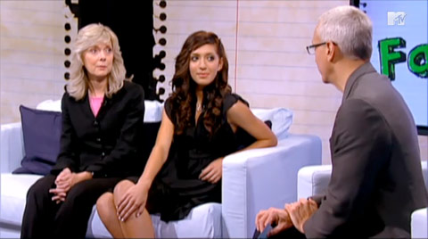 Farrah's mom also grieved the death of a former love (video)