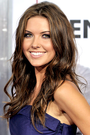 Audrina Patridge announces new contest for aspiring actors on the Talent Contest Network YOBI.tv