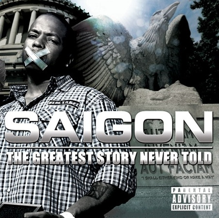 "New Saigon video for title track ""The Greatest Story Never Told,"" song ""Clap"" f/ Faith Evans"