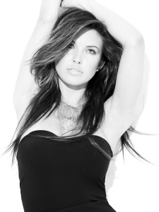 Audrina Patridge starts filming her reality show for VH1