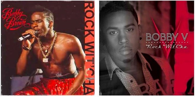 Rock Wit'cha: Who sang it better? Bobby Brown or Bobby V? VOTE!!!