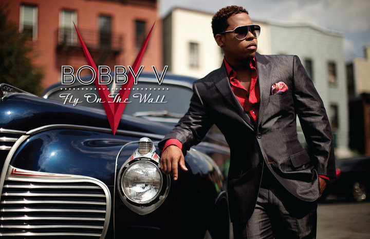 "Bobby V to release ""Fly on the Wall"" in March 2011, interview coming soon!"