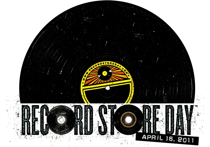 4th annual worldwide Record Store Day is Saturday April 16, 2011