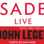 Sade and John Legend on tour 2011