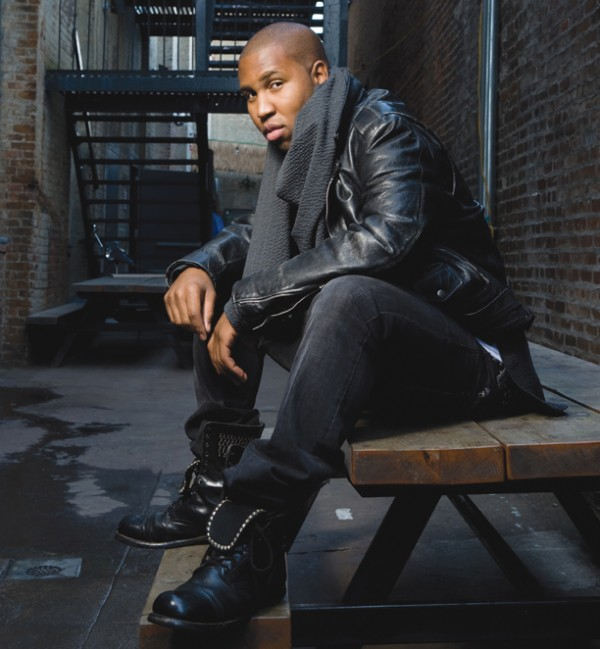 Songwriter Claude Kelly