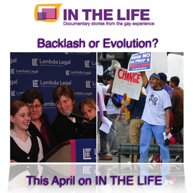 "April 2011: IN THE LIFE ""Backlash or Evolution?"""