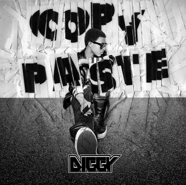 "Diggy Simmons ""Copy, Paste"" video world premiere on BET's 106 and Park"
