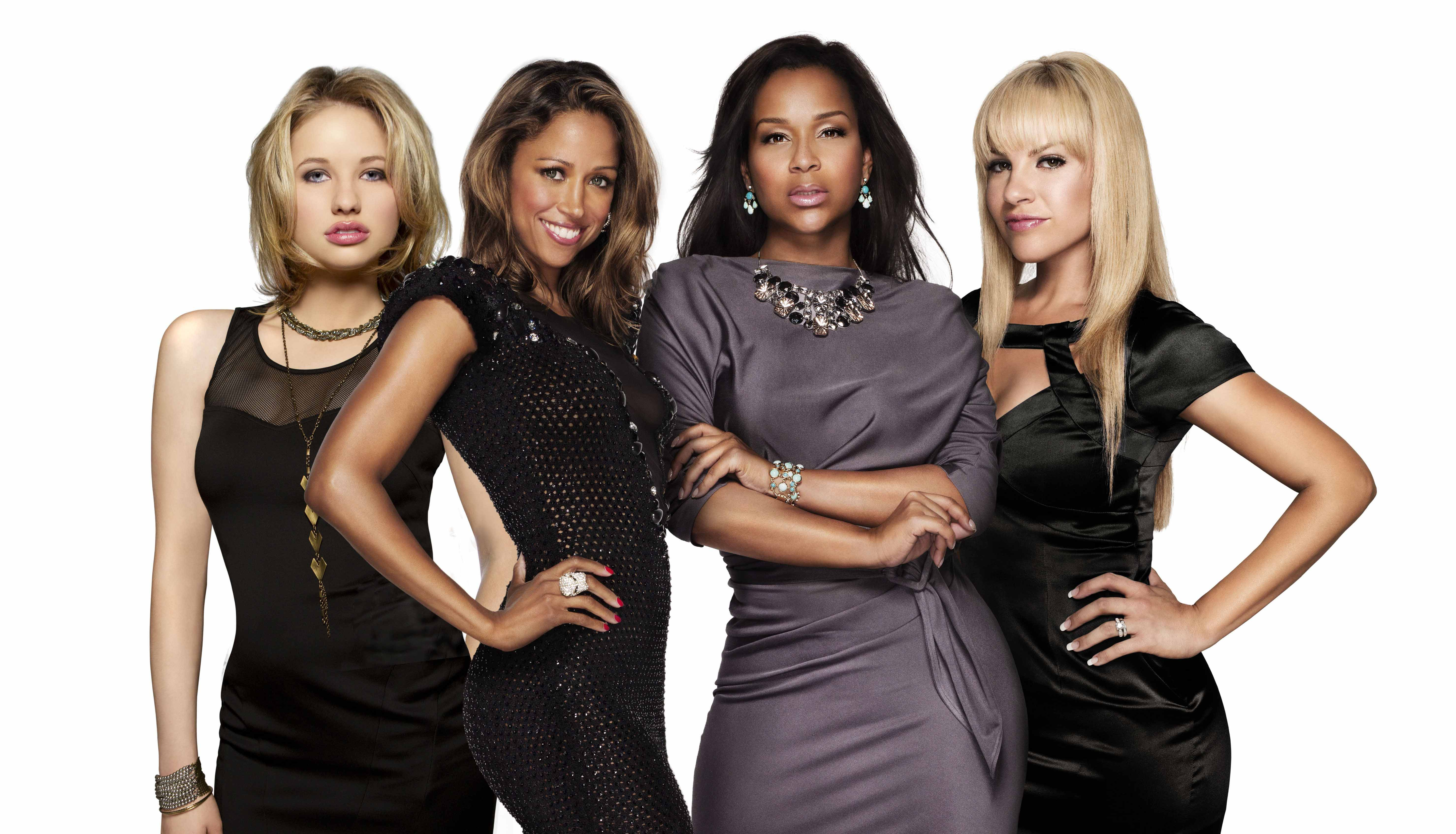 cast from VH1 Single Ladies