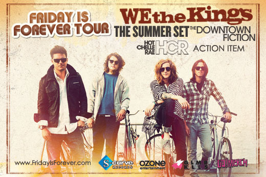 Friday is Forever Tour 2011