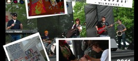 Ryan Cassata Music performs from 'The Theme of Humankind' at PrideFest Milwaukee 2011 (video)