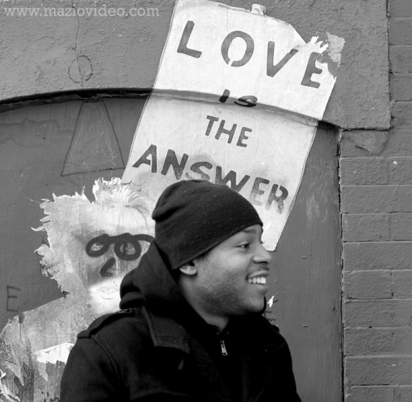 Dylan Dilinjah love is the answer