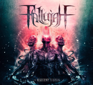 Fallujah album cover Harvest Wombs