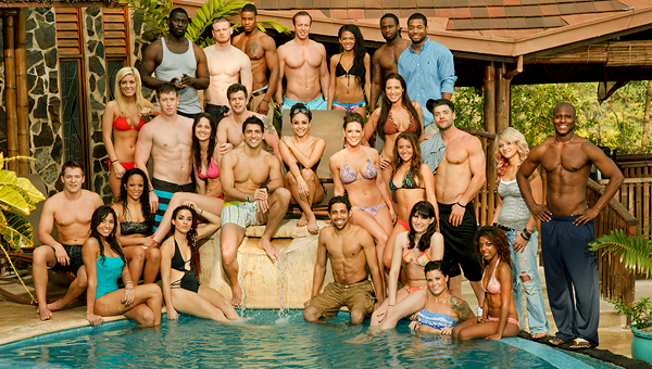 MTV Challenge Rivals cast photo