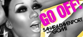 Sahara Davenport 'Go Off!' music video premiere with appearances from Manila Luzon and Jiggly Caliente