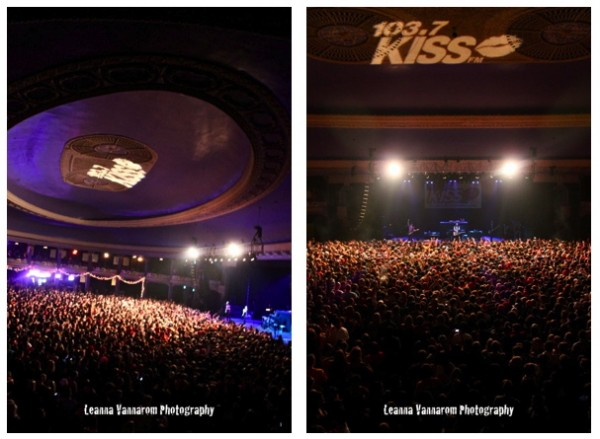 103.7 KISS FM KISSmas Bash 2011 ifelicious