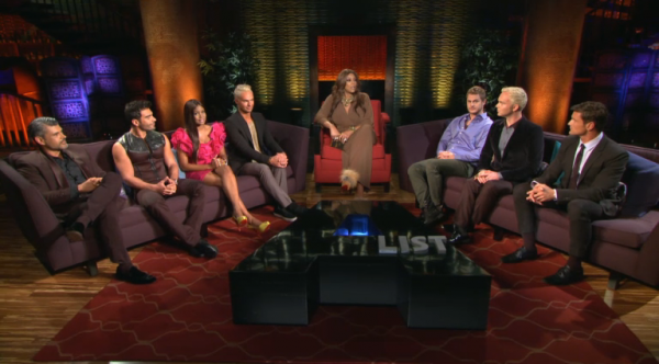 A List New York season 2 reunion Wendy Williams