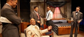 Play Review: 'Mr. Rickey Calls a Meeting' about Jackie Robinson, baseball and integration