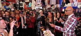 Logo and Patricia Field host exclusive party to celebrate new season of 'Drag Race'