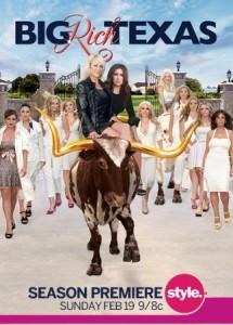 Big Rich Texas Season 2