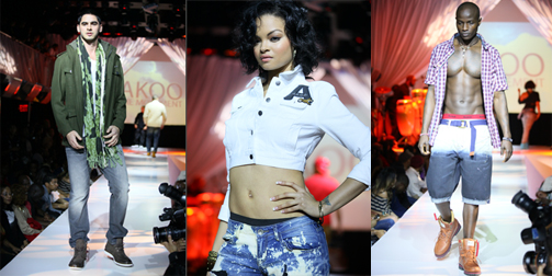 Akoo Clothing Spring Summer 2012 fashion show