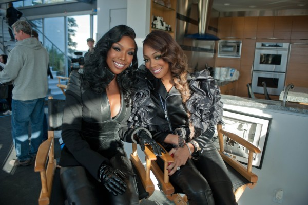 "Monica Featuring Brandy ""It All Belongs To Me"" Music Video"