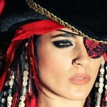Cara Maria Sorbello pirate dreads 4x6 crop