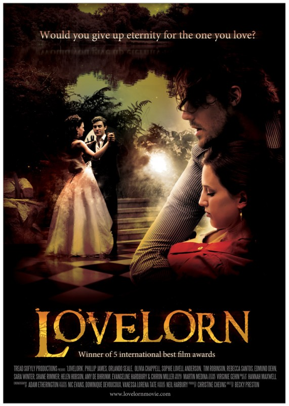 Lovelorn movie poster