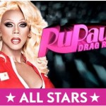 RuPaul's Drag Race All Stars Logo TV