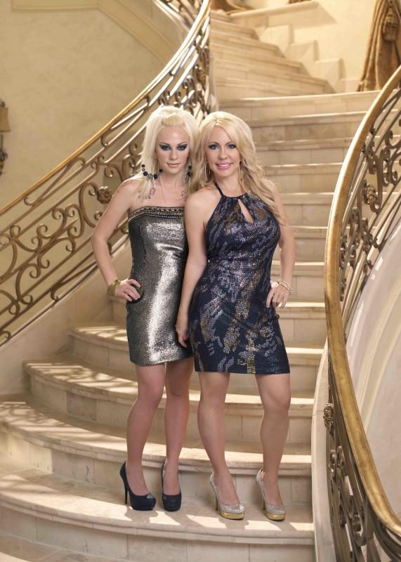 Whitney Whatley Bon Blossman Big Rich Texas Season 2 Style Network
