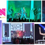 NewNowNext Awards 2012 Logo TV collage by Ifelicious