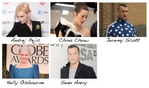 Logo NewNowNext Awards 2012 Beyond Style Award nominees