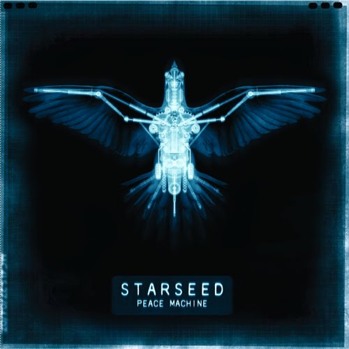 Starseed Peace Machine album cover