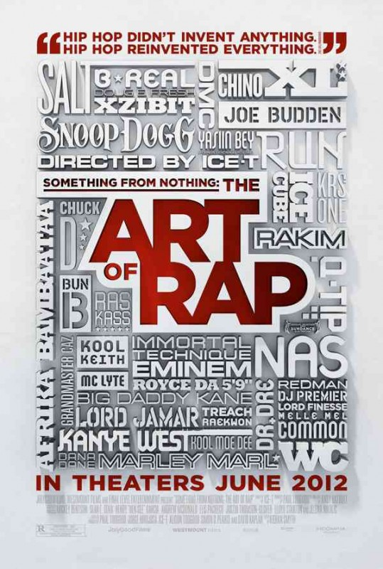 Something from Nothing The Art of Rap Ice T