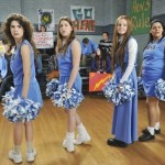 ABC The Middle Wrestlerettes actor Katlin Mastandrea Weird Ashley Richard Foreman photographer