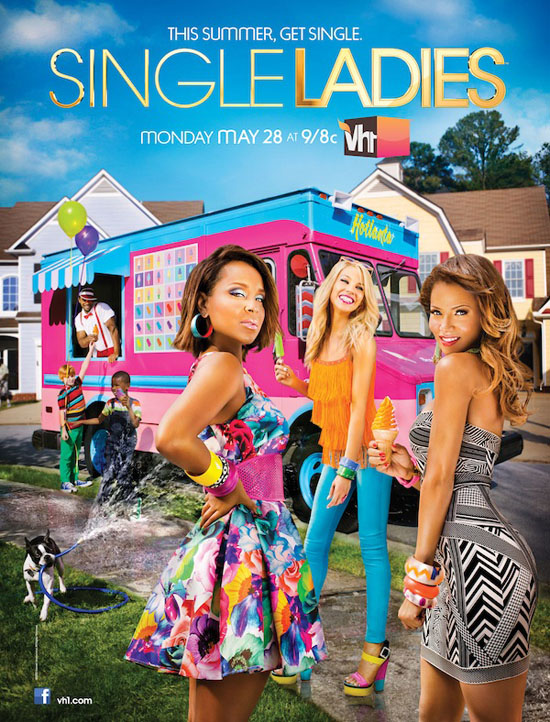 VH1 Single Ladies Season 2 poster