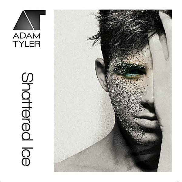 Adam Tyler Shattered Ice album cover art