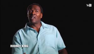 Rodney King Uprising VH1 documentary film still