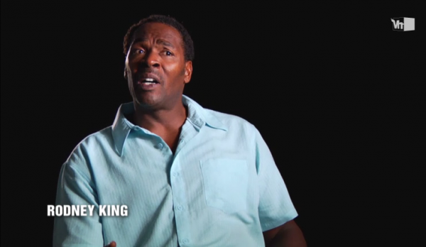 Rodney King Uprising VH1 documentary film still