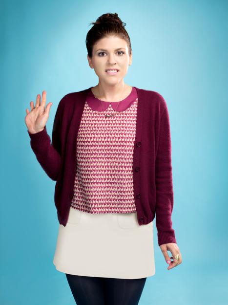 Molly Tarlov Sadie Claxton MTV Awkward season 2