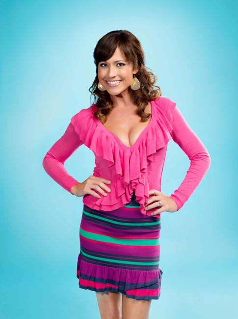 Nikki DeLoach Lacey Hamilton MTV Awkward Season 2