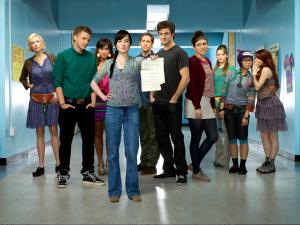 MTV Awkard Season 2 cast photo