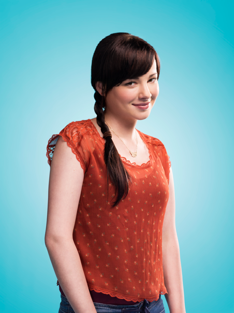 Ashley Rickards Jenna Hamilton MTV Awkward Season 2