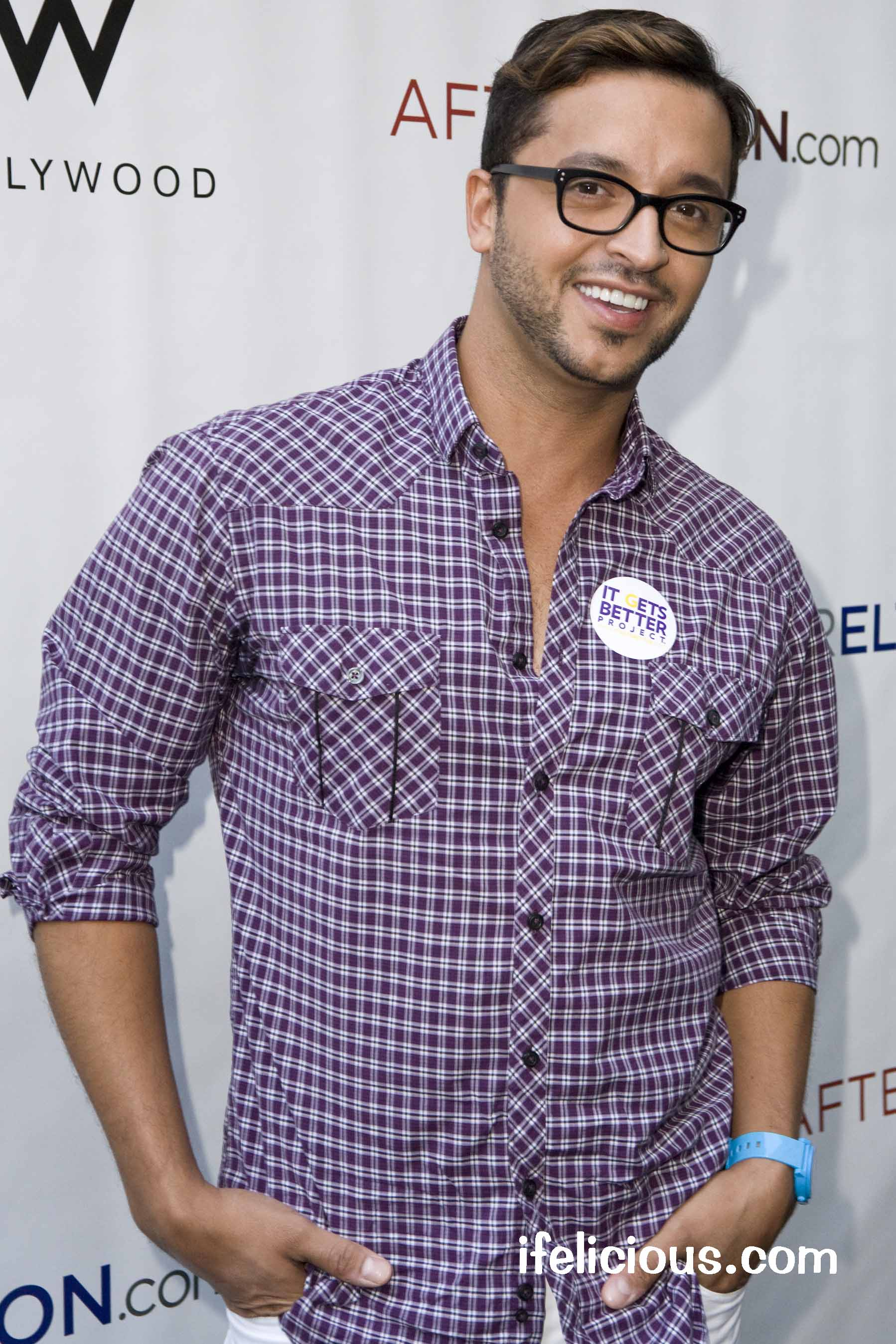 Logo TV AfterEllen AfterElton Hot 100 Jai Rodriguez