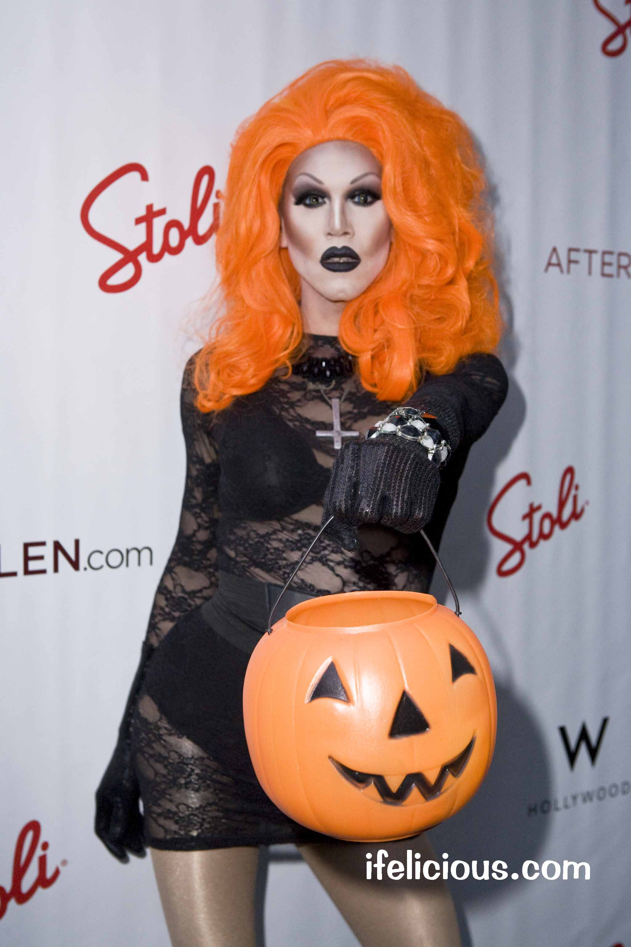 Logo TV AfterEllen AfterElton Hot 100 Sharon Needles