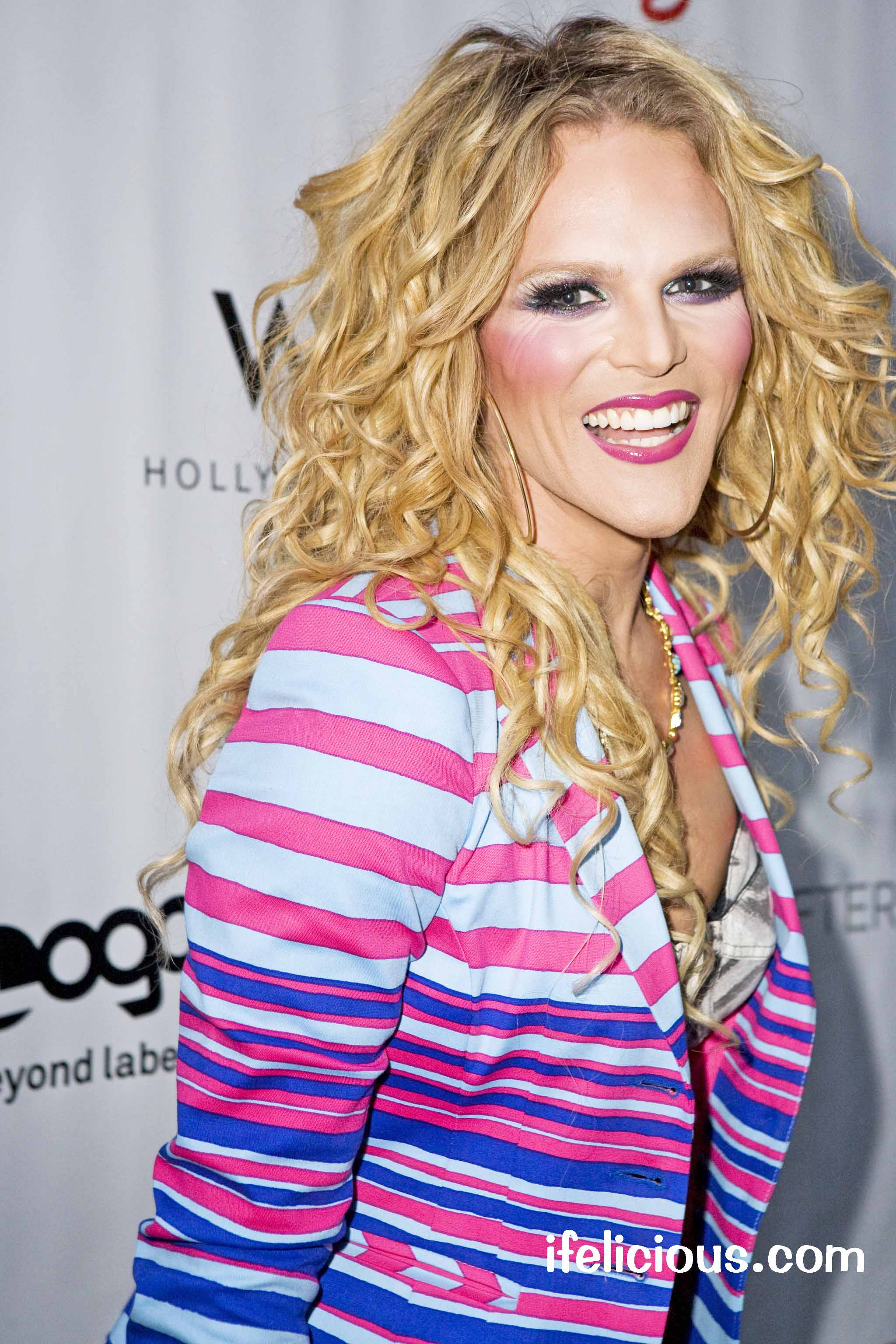Logo TV Hot 100 AfterEllen AfterElton Willam RuPaul's Drag Race
