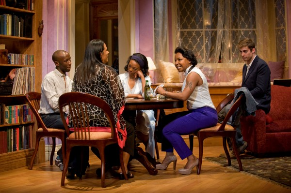 Play Immediate Family Goodman Theater Chicago