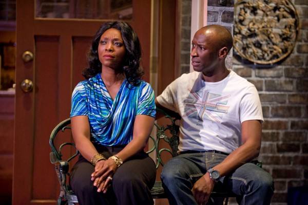 Play Immediate Family Evy Jesse Goodman Theater Chicago