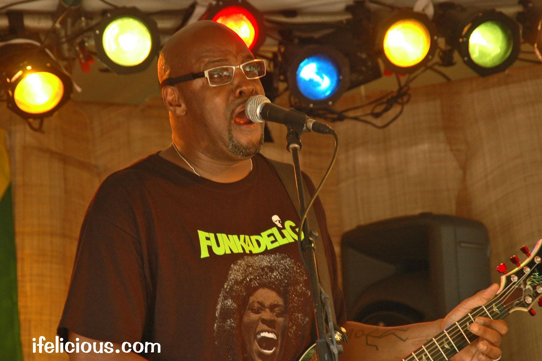 Tomas Doncker Band Summerfest Milwaukee 2012