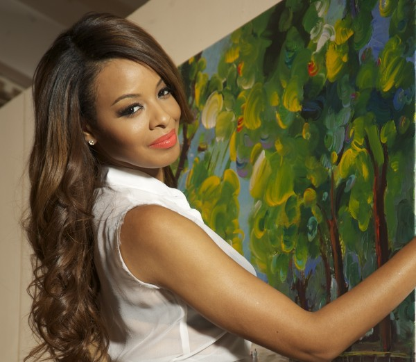 Vanessa Simmons Rose by Vanessa Jean