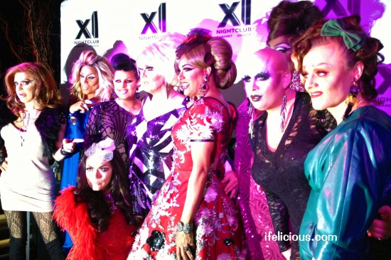 RuPaul's All Stars Drag Race Premiere Party XL Nightclub Ifelicious